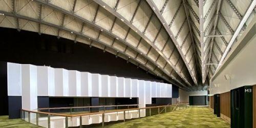 Mezzanine concourse  - Cairns Convention Centre